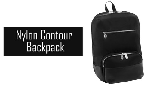 McKlein USA Brooklyn Laptop Backpack - image 2 from the video