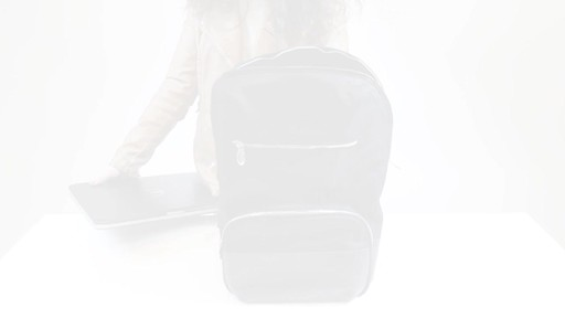 McKlein USA Brooklyn Laptop Backpack - image 8 from the video