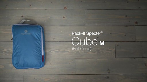 Eagle Creek Pack-It Specter Cube - Medium - image 10 from the video