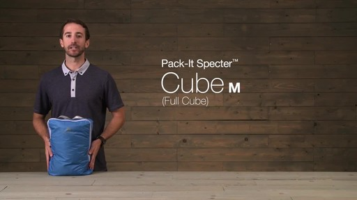 Eagle Creek Pack-It Specter Cube - Medium - image 2 from the video