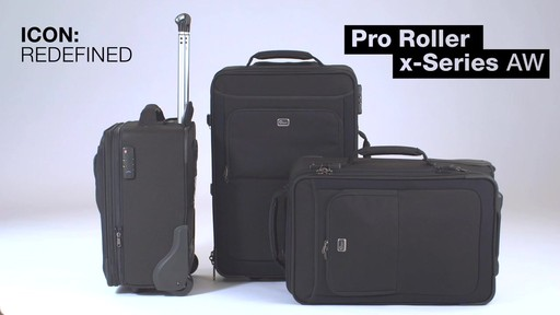Lowepro Pro Roller AW Camera Bags - image 10 from the video