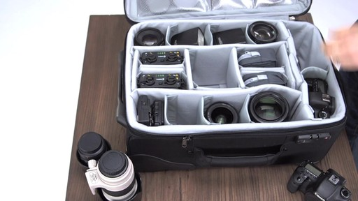 Lowepro Pro Roller AW Camera Bags - image 5 from the video