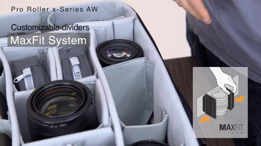 Lowepro Pro Roller AW Camera Bags - image 6 from the video