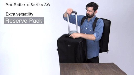 Lowepro Pro Roller AW Camera Bags - image 9 from the video