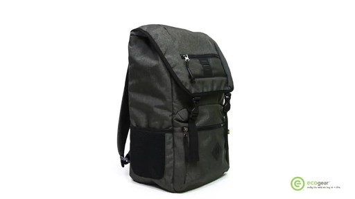 ecogear Pika Laptop Backpack - image 1 from the video
