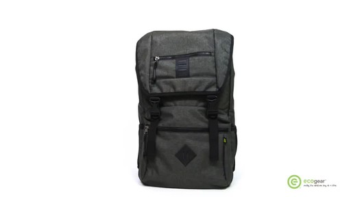 ecogear Pika Laptop Backpack - image 9 from the video