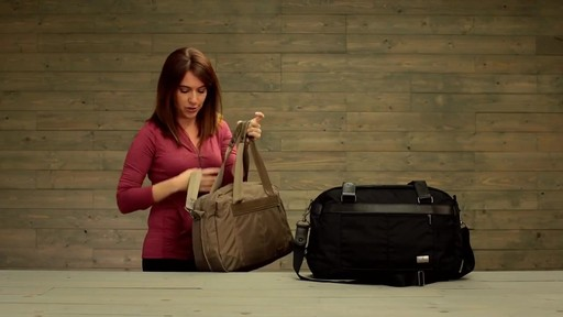Strictly Business Bags by Eagle Creek - image 3 from the video