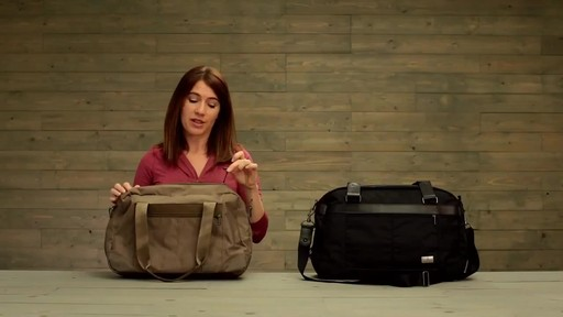 Strictly Business Bags by Eagle Creek - image 6 from the video