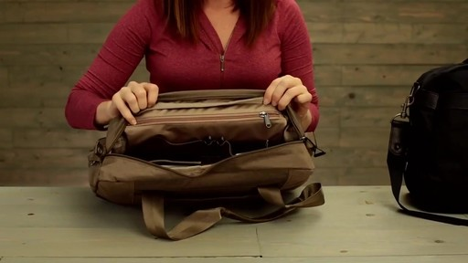 Strictly Business Bags by Eagle Creek - image 7 from the video