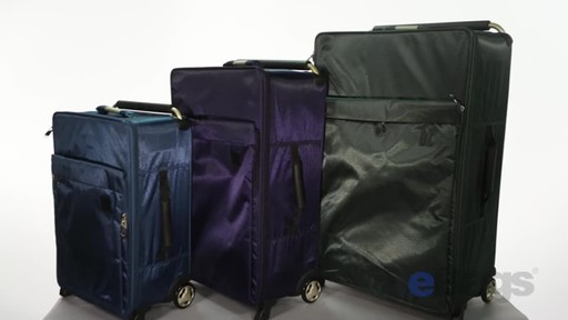 IT Luggage - World's Lightest Second Generation - eBags.com - image 4 from the video