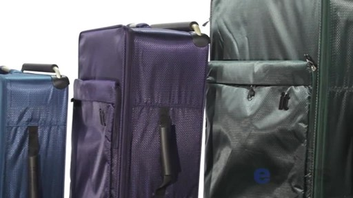 IT Luggage - World's Lightest Second Generation - eBags.com - image 6 from the video