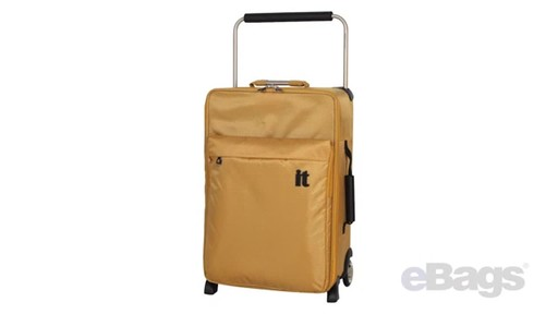 IT Luggage - World's Lightest Second Generation - eBags.com - image 7 from the video