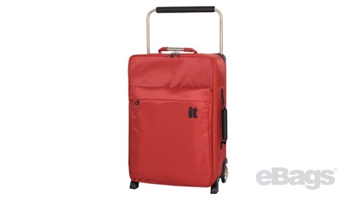 IT Luggage - World's Lightest Second Generation - eBags.com - image 8 from the video