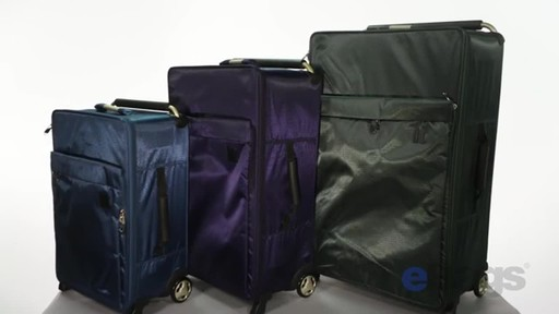 IT Luggage - World's Lightest Second Generation - eBags.com - image 9 from the video