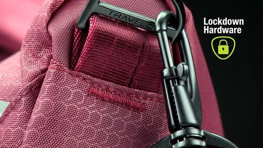 Travelon Anti-Theft Active Medium Crossbody Bag - on eBags.com - image 5 from the video