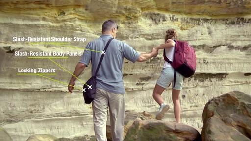 Travelon Anti-Theft Active Medium Crossbody Bag - on eBags.com - image 8 from the video