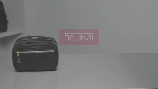 Tumi Voyageur Yima Cosmetic - image 10 from the video