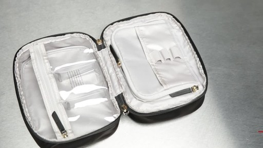 Tumi Voyageur Yima Cosmetic - image 7 from the video