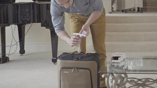Barracuda Collapsible Carry-On - on eBags.com - image 6 from the video