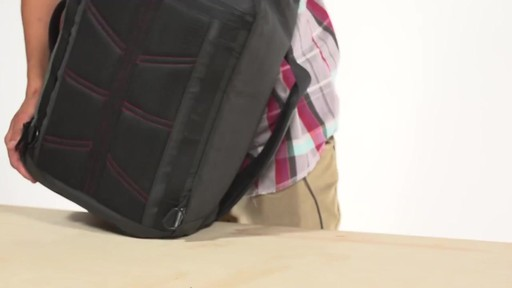Timbuk2 Ace Backpack - eBags.com - image 7 from the video