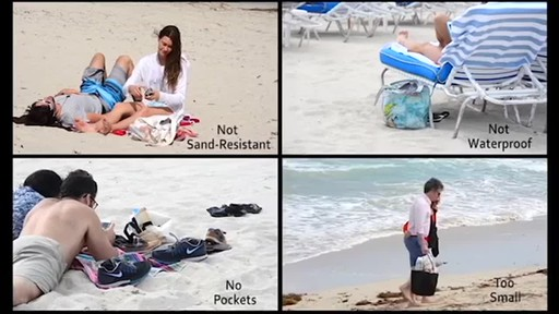 Dezzio Beach Bags - image 1 from the video