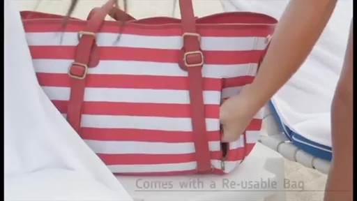 Dezzio Beach Bags - image 3 from the video