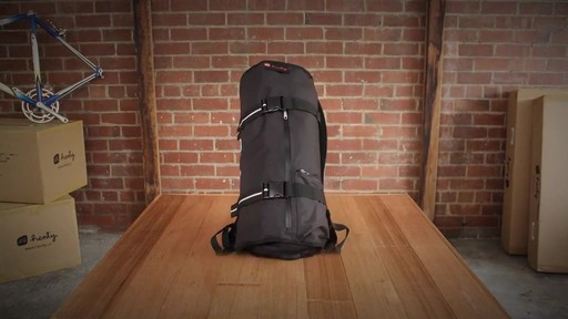 Henty Tube Day Pack Single Strap 15L - on eBags.com - image 2 from the video