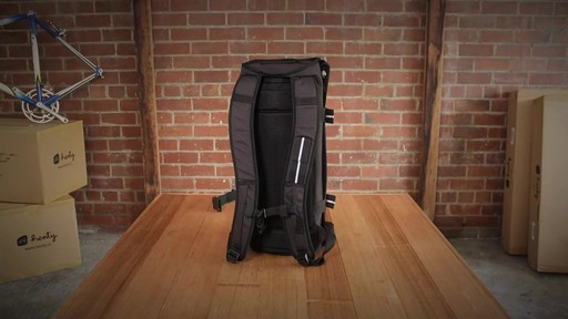 Henty Tube Day Pack Single Strap 15L - on eBags.com - image 3 from the video