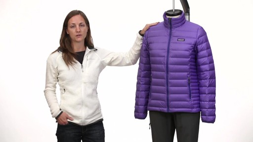 Patagonia Womens Down Jacket - on eBags.com - image 1 from the video