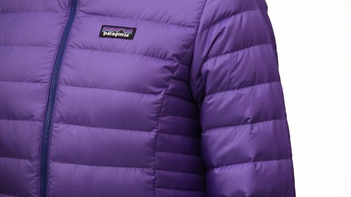 Patagonia Womens Down Jacket - on eBags.com - image 3 from the video