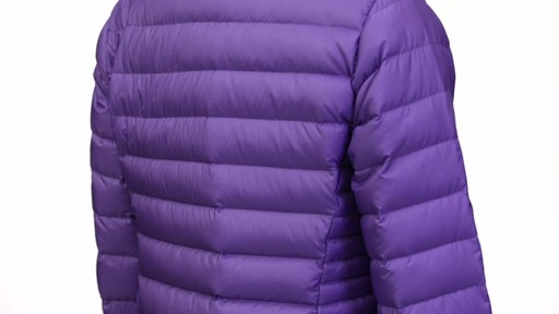 Patagonia Womens Down Jacket - on eBags.com - image 4 from the video