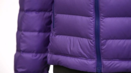 Patagonia Womens Down Jacket - on eBags.com - image 5 from the video