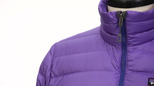 Patagonia Womens Down Jacket - on eBags.com - image 6 from the video