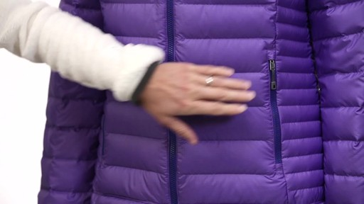 Patagonia Womens Down Jacket - on eBags.com - image 7 from the video