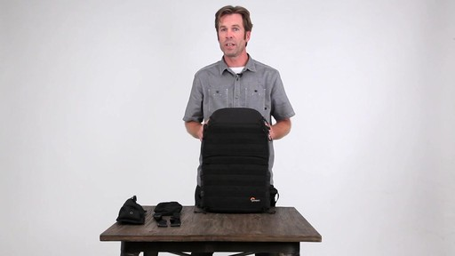 Lowepro Pro Tactic Camera Bags - image 1 from the video