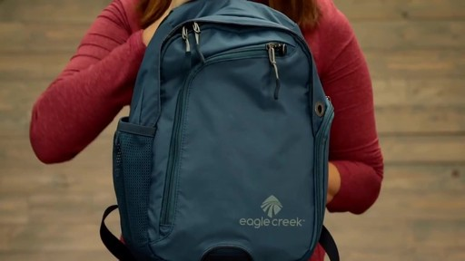 Eagle Creek Travel Bug Mini Backpack RFID - image 1 from the video