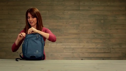 Eagle Creek Travel Bug Mini Backpack RFID - image 4 from the video