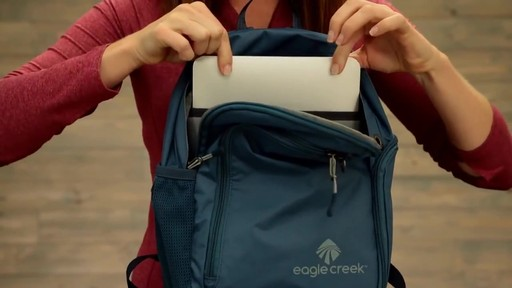 Eagle Creek Travel Bug Mini Backpack RFID - image 8 from the video