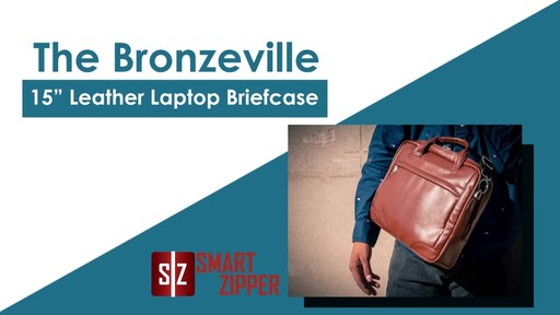 McKlein USA Bronzeville Leather 15