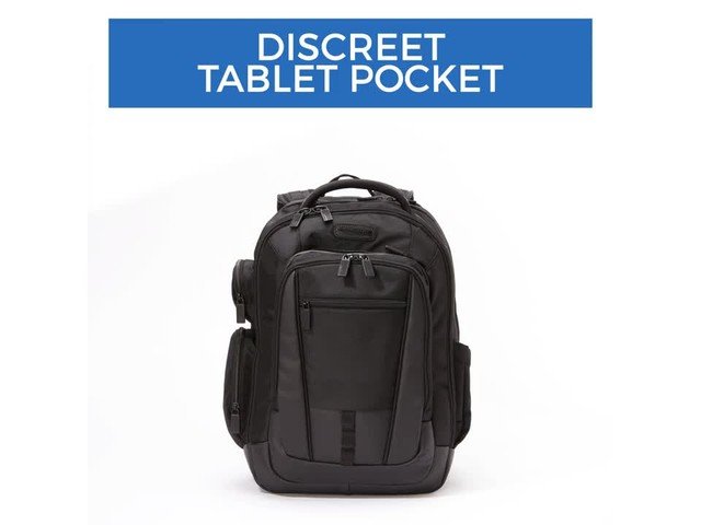 Samsonite Prowler ST6 Laptop Backpack - image 5 from the video