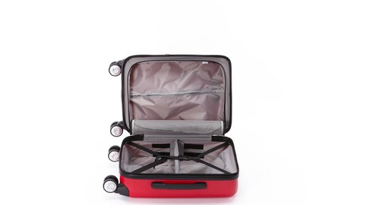 eBags EXO 2.0 Hardside Spinner Carry-On - image 4 from the video
