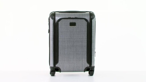 Tumi Tegra-Max Continental Expandable Carry-On - eBags.com - image 10 from the video