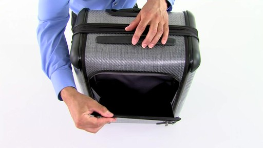 Tumi Tegra-Max Continental Expandable Carry-On - eBags.com - image 2 from the video