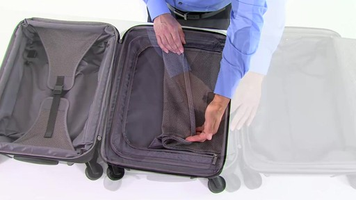 Tumi Tegra-Max Continental Expandable Carry-On - eBags.com - image 4 from the video