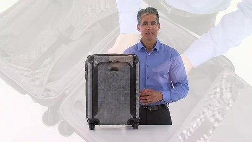 Tumi Tegra-Max Continental Expandable Carry-On - eBags.com - image 5 from the video