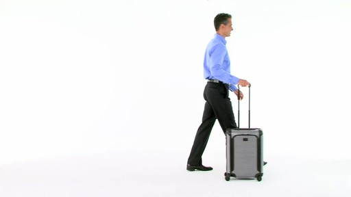 Tumi Tegra-Max Continental Expandable Carry-On - eBags.com - image 6 from the video