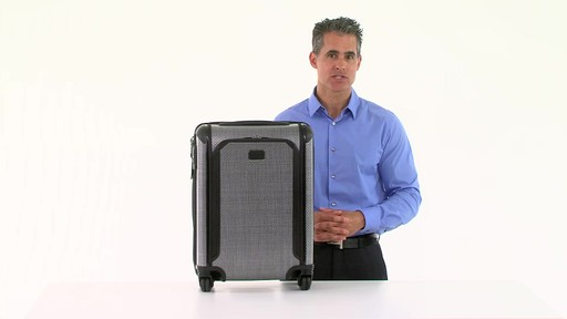 Tumi Tegra-Max Continental Expandable Carry-On - eBags.com - image 8 from the video