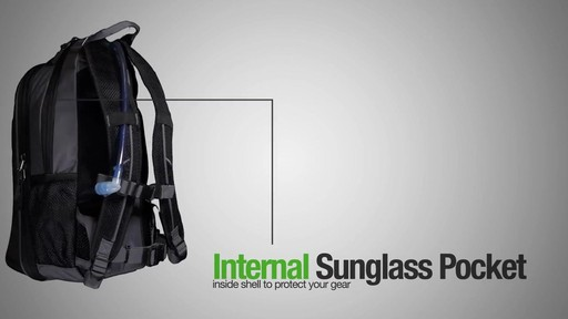 ecogear Beetle Hydration Pack - image 5 from the video