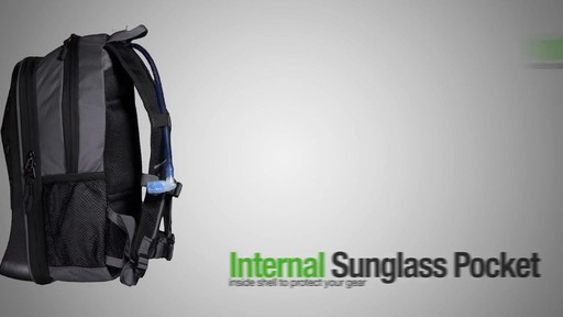 ecogear Beetle Hydration Pack - image 6 from the video