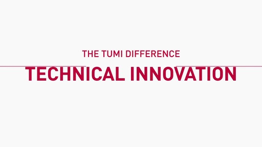 The Tumi Difference - Innovation - image 2 from the video